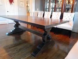 masson french monastery trestle table you u0027re unique