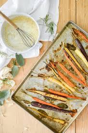 thanksgiving carrot side dish recipe maple glazed roasted carrots u2014 boxwood avenue
