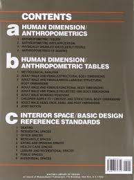 human dimension u0026 interior space a source book design