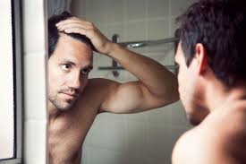 what causes excessive hair loss in men