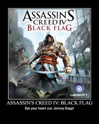 Assassins Creed 4 Memes - assassin s creed iv black flag poster by xpvtcaboosex on deviantart