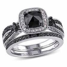 black wedding rings for colored diamonds collections zales