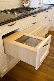 custom kitchen cabinet doors perth custom built in bread bin www thekitchendesigncentre