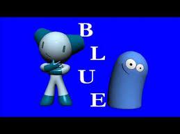 Blue Meme - blue meme robotboy and bloo youtube
