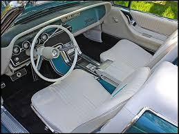 1961 Thunderbird Interior 1965 Ford Thunderbird Mecum Auctions Cool Cars U0026 Cool Bikes