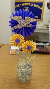Centerpieces For Banquet Tables by 129 Best Ffa Banquet Images On Pinterest Banquet Ideas Blue