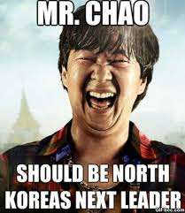 Mr Chow Meme - chao hangover quotes