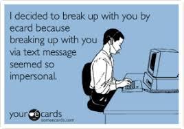 Breaking Up Meme - 11 funny post break up memes thirty something london thirty