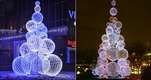 Wholesale Led Christmas Decorations by Led Motif Lighting Ball Tree Christmas Decoration Guangzhou