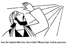 paul on the road to damascus coloring page funycoloring