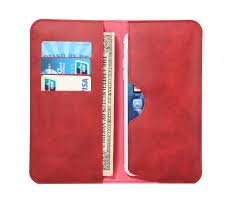 card pockets dual pocket business leather clutch bag card purse for iphone