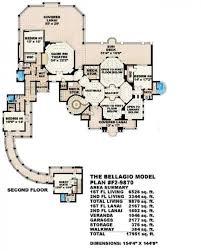 amazingplans com house plan f2 9870 bellagio luxury spanish