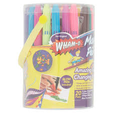 pens that write on black paper as seen on tv magic pens walmart com