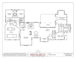 Single Story House Plans Without Garage Baby Nursery 1 Story Floor Plans One Story X Floor Plan Home