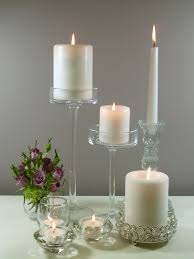 Candle Holders Decorated With Flowers Best 25 Glass Candle Holders Ideas On Pinterest Diy Candle