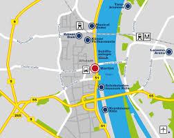 Kfz Zulassungsstelle Bad Homburg Maritim Hotel Köln Lage U0026 Anfahrt Hotel Köln