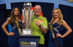 when is the world darts what tv channel is it on and how