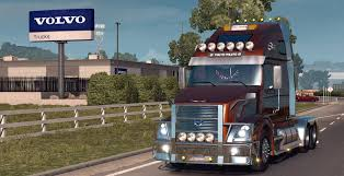 used volvo semi trucks for sale volvo vnl 670 truck v 1 3 by aradeth american truck simulator