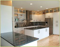 gray countertops with white cabinets countertops for white cabinets in kitchen granite white cabinets