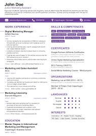 How To Create Resume Template