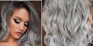 new hair color trends 2015 re granny hair trend 22 photos proving grey is glamorous of hair