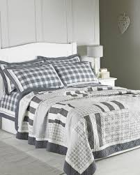 Grey Quilted Bedspread Top 30 Cheapest Quilted Bedspread Uk Prices Best Deals On Home