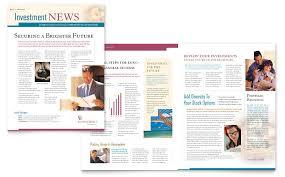 investment banking newsletter investment company newsletter
