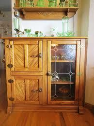 Entertainment Bar Cabinet Rare Vintage Pulaski Keepsake Golden Oak Bar Cabinet Base With