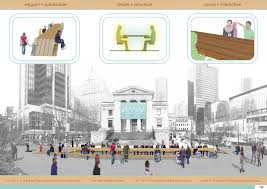 Tableau Architecture 19 Best Designs For Robson Street U0027s Summertime Plaza