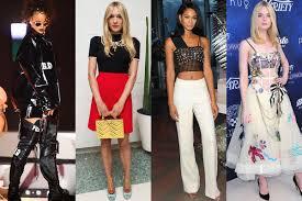 The Week In Celebrity Fashion by Zoe Saldana Fashion Magazine