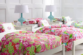 bedroom pretty bedroom design with lilly pulitzer bedding plus