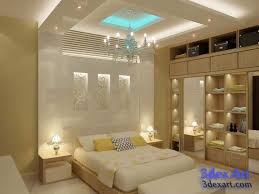 Bedroom Led Lights Fall Ceiling Designs For Bedroom New False Ideas 2018 With Led