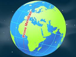 Prime Meridian Map Prime Meridian Nasa
