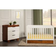 Non Convertible Crib Baby Mod Parklane 3 In 1 Baby Convertible Crib And White