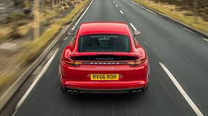 Porsche Panamera Red - porsche panamera sport turismo 2017 review by car magazine