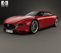 mazda car models 2015 mazda rx vision 2015 3d model hum3d