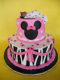 minnie mouse baby shower cakes minnie mouse baby shower cake baby