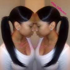 swoop ponytail hairstyles franshon the difference is instagram photos and videos