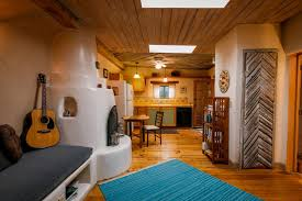 southwest style homes tour a tiny southwestern style home in santa fe n m hgtv s