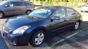 nissan altima car 2007 61 9k miles 7100 used nissan altima cars