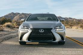 lexus f sport rim color review the 2016 lexus gs 200t f sport lexus enthusiast
