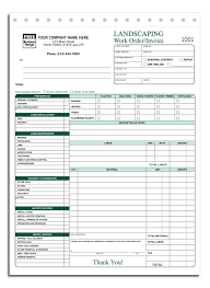 free printable work invoice template lawn care invoice template invoice sle template free printable