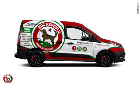 ford commercial logo ford transit connect van wrap design by essellegi