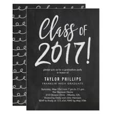 graduation invitations u0026 announcements zazzle