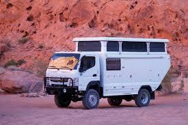 mitsubishi fuso 4x4 expedition vehicle the alpha camper u2013 expedition portal