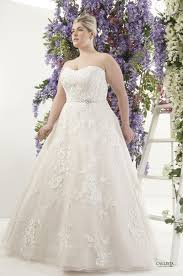 attractive wedding dresses london callista london plus size