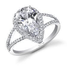 teardrop engagement rings buy platinum diamond gold vintage engagement rings masica