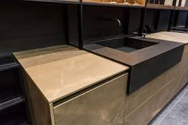 neolith pulpis at eurocucina 2016 kitchen u0026 cabinets