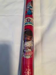 doc mcstuffins wrapping paper doc mcstuffins wrapping paper christmas gift wrap disney