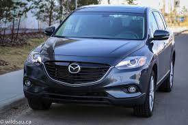 Cx 9 Redesign Review 2013 Mazda Cx 9 Gt Awd Wildsau Ca